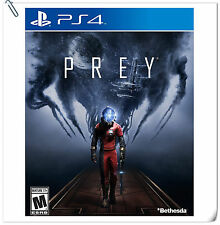 PS4 Prey SONY PLAYSTATION Bethesda Action Games
