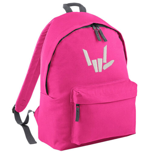 School Bag Rucksack Fan Youtuber Kids Sharer Share The Love Junior Backpack
