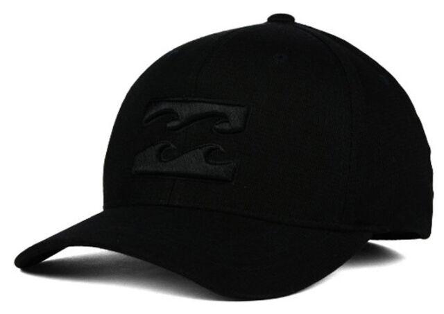 meet 26548 5c542 ... coupon code billabong all day flex fit cap hat mahtaall black black  ada61 2102b