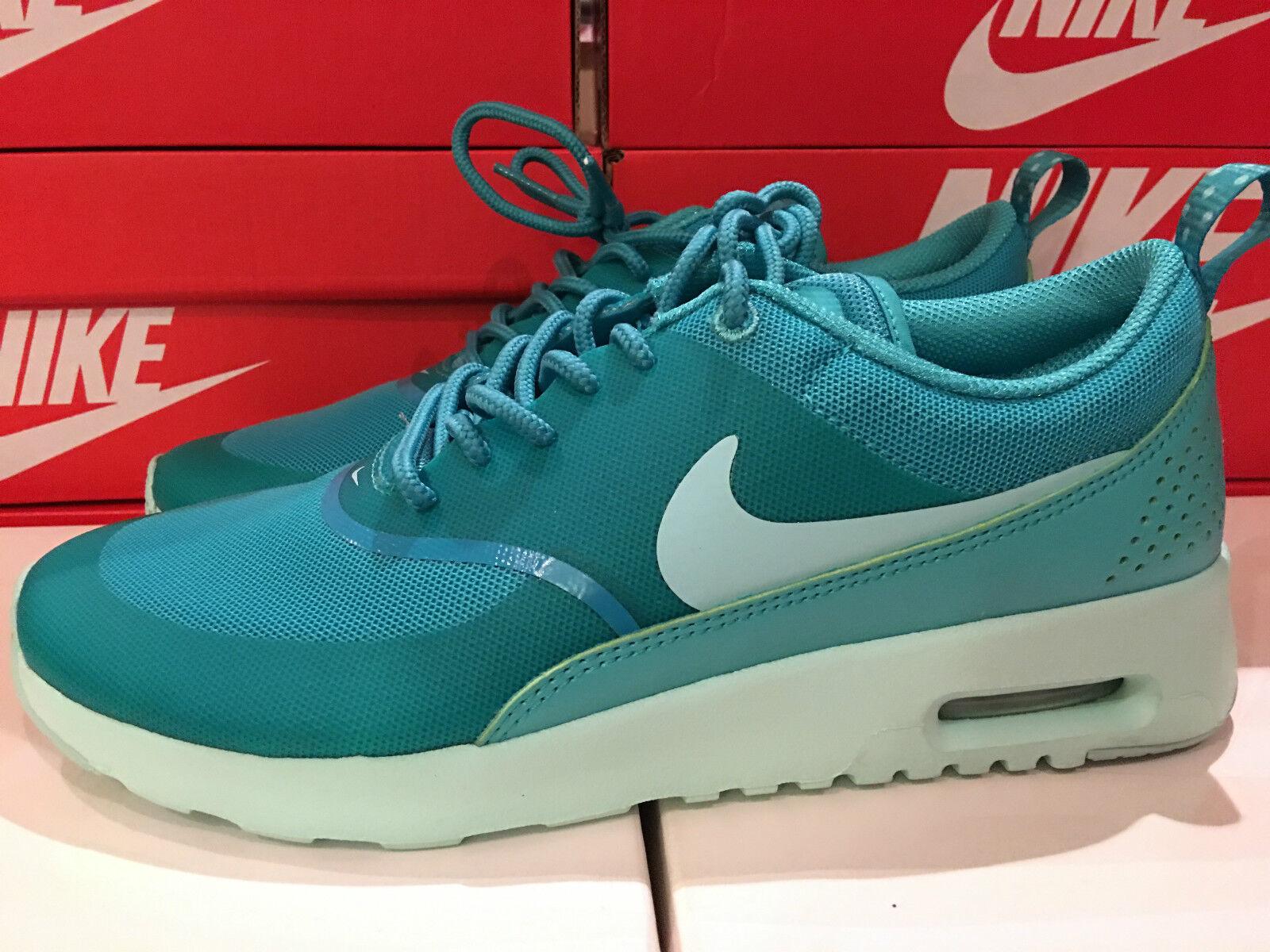 Nike damen Air Max Thea Grün UK 4.5 EUR 38 599409-408 NEW