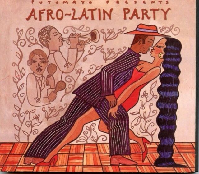 PUTUMAYO PAESENTS AFRO LATIN PARTY CD VARIOUS ARTISTS EXCELLENT