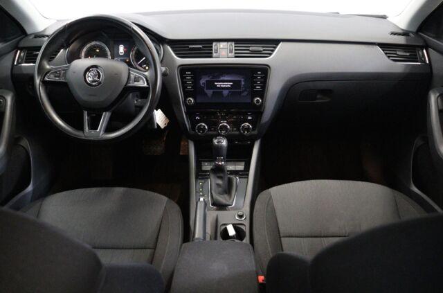 Skoda Octavia 2,0 TDi 150 Style Combi DSG