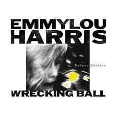 EMMYLOU HARRIS - WRECKING BALL 2 CD + DVD NEU