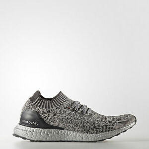 68a70ecbfe6f Image is loading Adidas-Ultra-Boost-Super-Silver-Uncaged-Grey-Metallic-