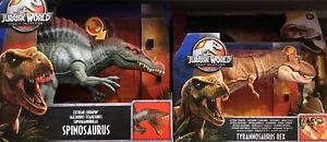 Jurassic-World-Legacy-Collection-Spinosaurus-amp-T-Rex-Combo-Dinosaur-Park