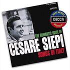 The Romantic Voice of Cesare Siepi: Songs of Italy (CD, Jun-2014, Decca)