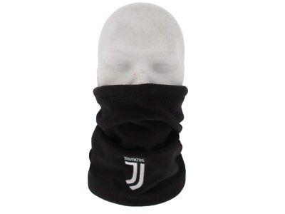 Romantico Scaldacollo Originale Juventus Juve Jj Nero Novità 2018 Nuovo Logo Pile
