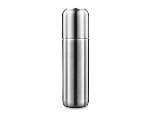 SERAFINO ZANI 18//10 Stainless Steel Vacuum Insulated Thermal Flask Coffee Bottle