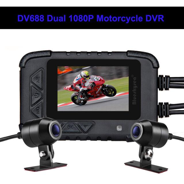 Blueskysea DV688 Motorcycle 2.4