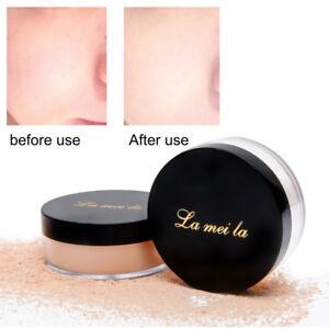 Polvere-traslucida-finitura-trucco-viso-Loose-in-polvere-Liscio-impostazione-Fondazione-LYU