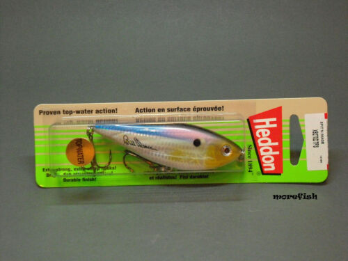 8cm-Threadfin Shad Heddon SPIT /'n image-Topwater-Jerk