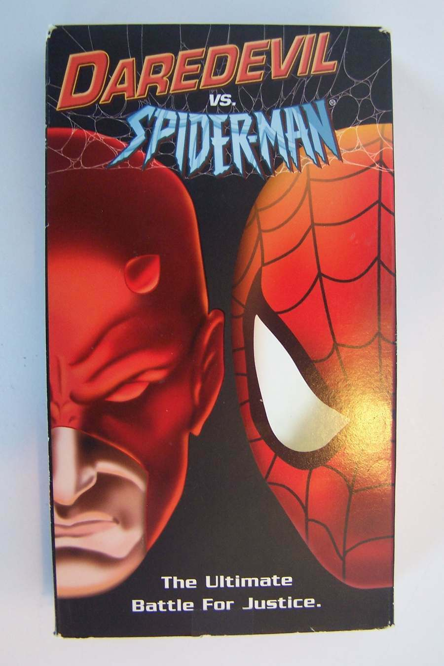 Spider-Man VHS Video Tape Lot #1