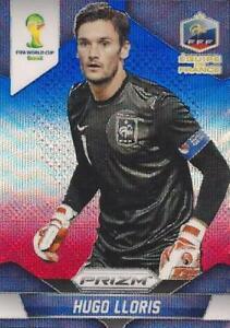 2014 Panini Prizm Copa del Mundo #82 Karim al-Francia-Tarjeta Base