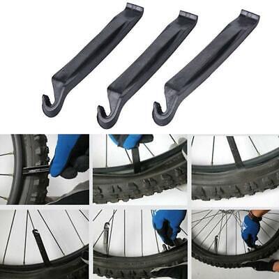 3X Bicycle Cycling Tire Tyre lever Bike repair Opener Breaker Tool Kit Fju
