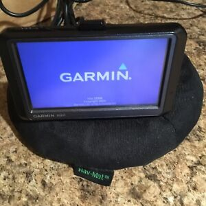 Garmin Nuvi 255W GPS System W/Car Charger & Window Suction Cup Bundle TESTED.