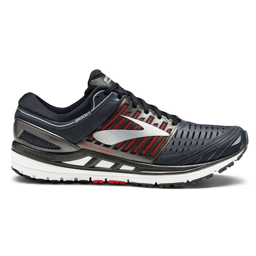 Authentic Brooks Transcend 5 Mens Support Running shoes (D) (080)