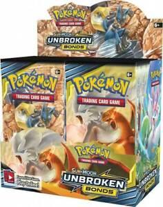Pokemon - TCG - Unbroken Bonds Booster Box PREORDER   1 BOX PER ORDER