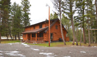 Beautiful Log Home In 108 Mile 100 Mile House Cariboo Area Preview