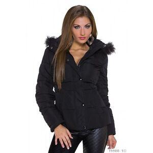 NoirEbay Fashion Blouson Luxestar Manteau Tendance Femme jUMVGqzSpL