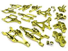Integy Aluminum Billet Machined Suspension Set for Traxxas 1/10 T-Maxx/E-Maxx