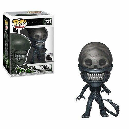 Alien 40th - Xenomorph - Funko Pop! Movies: (Toy New)