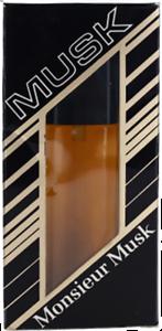Monsieur Musk By Musk For Men Cologne Spray 2oz New