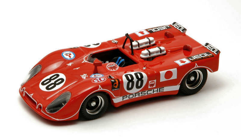 marcas en línea venta barata Porsche platija  88 winner 250 km Fuji 1971 H. H. H. Kazato 1 43 Model Best Models  venta con alto descuento