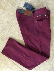 Red Polo Straight Stretch Nwt 38 Mens 32 X Jeans Lauren Prospect Ralph Pantaloni r1zwqxvra