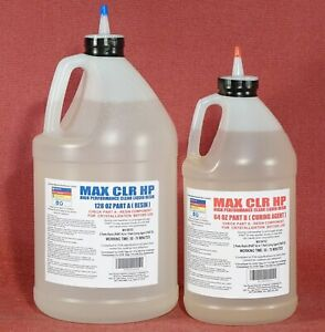Details about EPOXY RESIN HIGH PERFORMANCE CRYSTAL CLEAR IMPREGNATING FOR  CARBON & FIBERGLASS