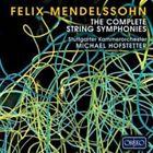 Mendelssohn: The Complete String Symphonies (CD, Oct-2009, 3 Discs, Orfeo)