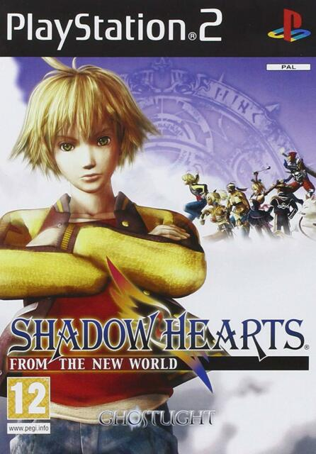 PS2 PS Playstation 2 Spiel Shadow Hearts: From the New World Neu