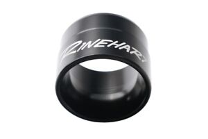 Rinehart-Racing-2-5-034-Standard-Replacement-Black-End-Cap-Harley-Softail-Dyna