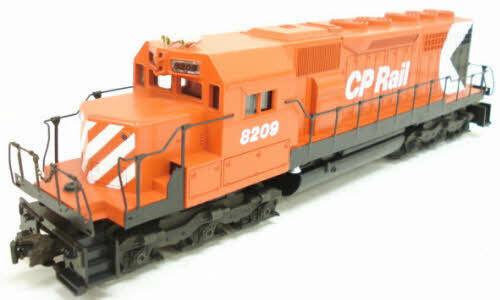 LIONEL 618209 CP Canadian Pacific SD40 Nonenergiaosso Diesel Locomotive Unit NOS