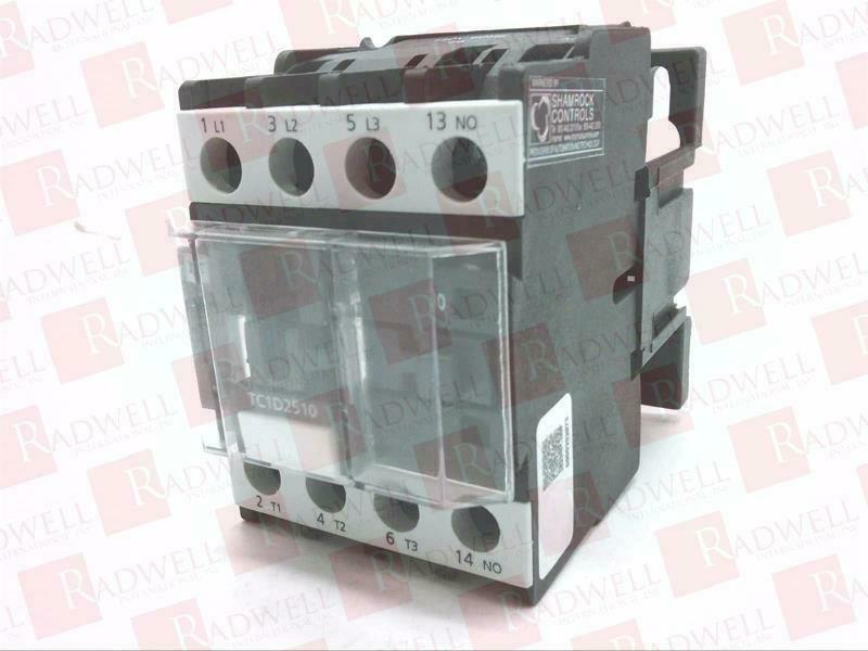 RADWELL VERIFIED SUBSTITUTE LC1-D2510-G6-SUB   LC1D2510G6SUB (BRAND NEW)
