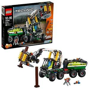 LEGO Technic 42080 Harvester-Fors<wbr/>tmaschine Forest Machine Le camion N8/18