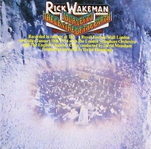 NEW Rick Wakeman Card Sleeve CD Album  Journey to the centre of the earth - High Wycombe, United Kingdom - NEW Rick Wakeman Card Sleeve CD Album  Journey to the centre of the earth - High Wycombe, United Kingdom