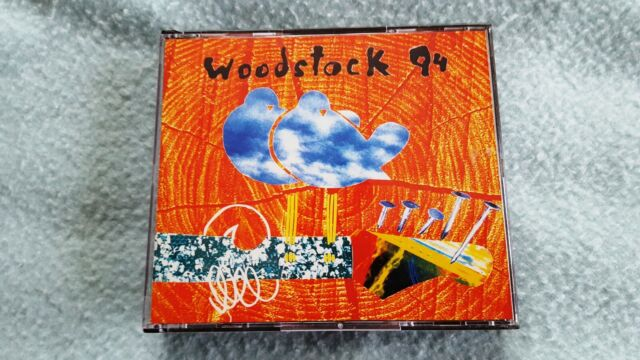 Woodstock 94   2cd