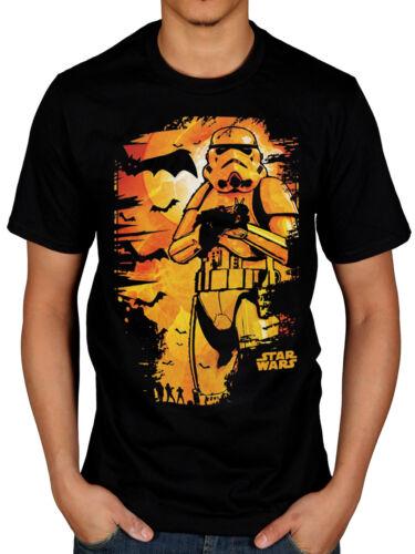 Official Star Wars Halloween Storm Trooper T-Shirt Galactic Empire New Merch