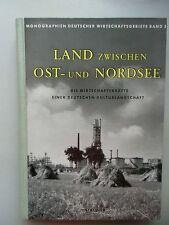Schleswig-Holstein Land zw. Ost- Nordsee Monographien Wirtschaftsgebiete Bd. 8