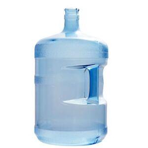 5 Gallon Bpa Free 55mm Plastic Water Bottle Crown Top
