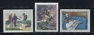22274-FRANCE-1962-MNH-Nuovi-Paintings-Quadri