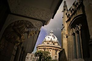 Radcliffe-Camera-Oxford-Oxfordshire-England-photograph-picture-poster-art-print