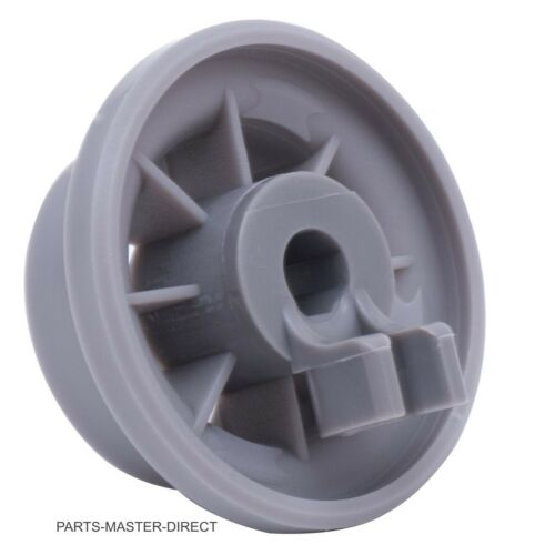 ORIGINALE Hotpoint Lavastoviglie Bosch WHIRLPOOL Ruota Cestino inferiore 4 Pack