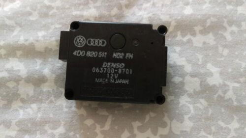 Audi A8 D2 VW Phaeton Climate Control Flap Positioning Motor 4D0820511 NEW