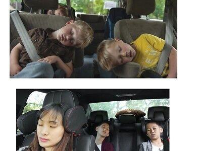 Kinder Erwachsene Auto Sitz Kopfstütze Nacken Kissen für Chrysler Kopf wegknickt