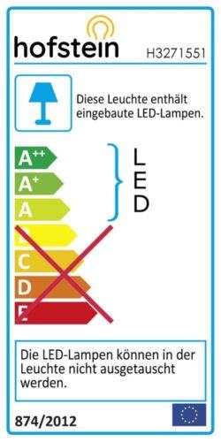 Glitzer LED Decken Lampe edle Dielen Flur Wohn Schlaf Zimmer Beleuchtung dimmbar