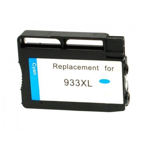 CARTUCCIA HP 933XL CIANO COMPATIBILE CON CHIP PER HP 6100 H611A 6700 6600 H711A