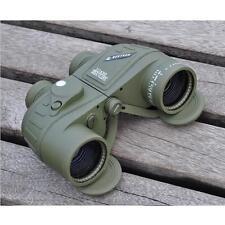 10X50 Sports Military Optics Binocular Telescope Spotting Scope With Compass US