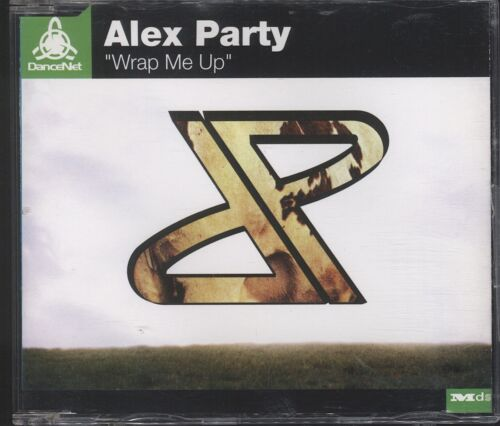 1 of 1 - WRAP ME UP ALEX PARTY CD (single)
