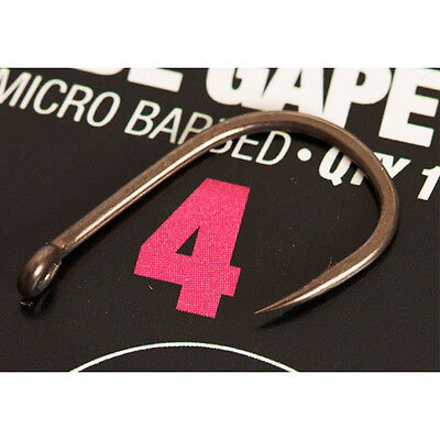 Carp Fishing All Sizes Korda Wide Gape XX Hooks Barbed